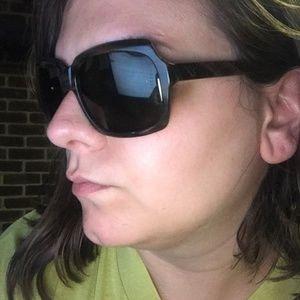 •Kate Spade• Tortoise Shell Oversized Sunglasses